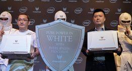 Predator Helios 300 Special Edition, laptop gaming warna putih, memadukan kemewahan desain dan kekuatan performa
