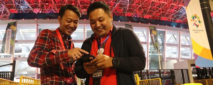 Photo of Telkomsel Sukses Kawal Jaringan Selama Opening Ceremony Asian Games 2018