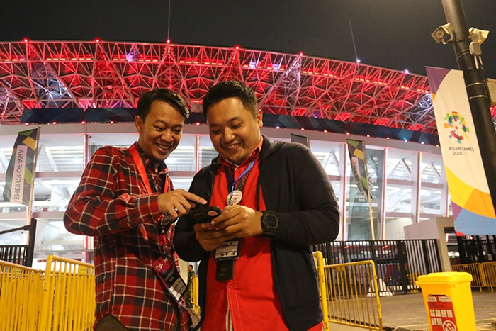 Telkomsel_Opening Asian Games ok