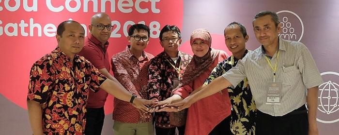 Photo of Indosat Ooredoo Gelar Edu Connect Gathering, Dukung Indonesia menuju Revolusi Industri 4.0
