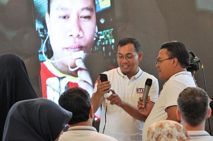 Indosat Kalimantan 1