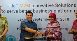 Indosat Ooredoo Business dan PT Dwi Sinergi Sukses (PT DSS)  Jalin Kerja Sama IoT Solution