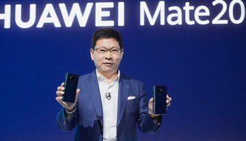 Huawei Mate 20 Series menyajikan teknologi On-Device AI yang powerful dan Kecerdasan yang Lebih Tinggi