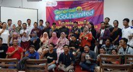 Smartfren Dorong Kreativitas Generasi Milenial dalam Program #GoUnlimited di Salatiga