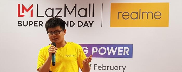 Photo of Realme dan Lazada Hadirkan Super Brand Day Bikin Pengalaman Berbelanja yang Unik Bagi Konsumen