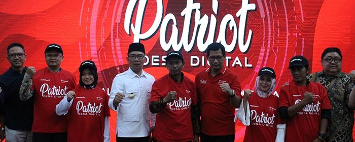 Photo of Telkomsel Hadirkan Patriot Desa Digital untuk Tingkatkan Ekonomi Masyarakat, Mendukung Ekonomi Kreatif Melalui Transformasi Digital