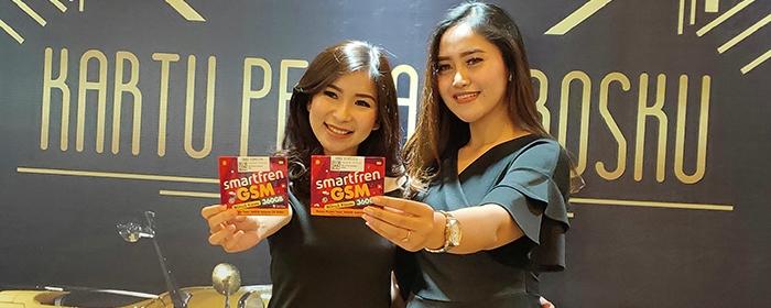 Photo of Dengan Kartu Perdana BosKu, Smartfren berikan Total Kuota 360GB, 15GB setiap bulan selama 2 tahun