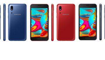 Samsung Galaxy A2 Core, Smartphone 4G Harga 1 Jutaan dengan  Android Go mengoptimalkan performa dan baterai tahan lebih lama