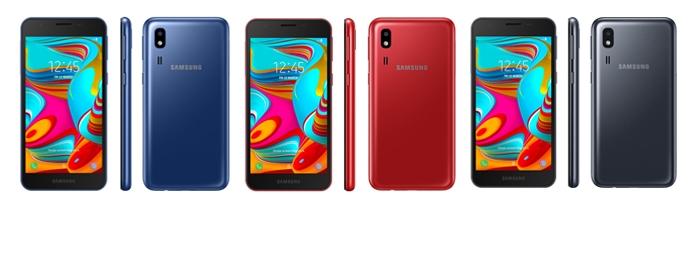Photo of Samsung Galaxy A2 Core, Smartphone 4G Harga 1 Jutaan dengan  Android Go mengoptimalkan performa dan baterai tahan lebih lama