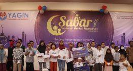 Yayasan Ginjal Indonesia (YAGIN) menggelar acara  SABAR – Santunan Berkah Ramadhan 1440H / 2019