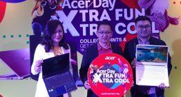 Acer Day 2019 Kembali Menggebrak Jakarta, Saatnya Miliki Laptop Idaman serta Menangkan Trip ke Korea dan 2220 Hadiah Sensasional Lainnya