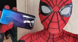 Realme X Smartphone Kamera Pop-Up Pertama dari Realme dengan Kamera Utama 48MP, In-Display Fingerprint, dan VOOC Flash Charge 3.0