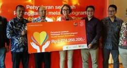 3 Indonesia Salurkan Rp 2.2 Milyar Sedekah Pelanggan Untuk Wujudkan Ambisi Anak-Anak Marjinal Bersekolah