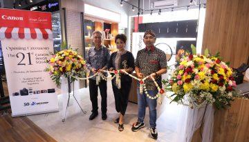 Untuk memberikan Pengalaman Lebih, Datascrip Hadirkan Canon Image Square ke-21 di Yogyakarta