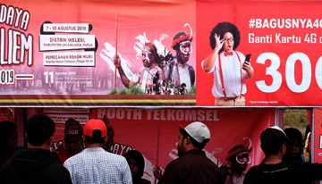 Dukung Program Indonesia Merdeka Sinyal, Telkomsel Operasikan 14.990 BTS di Wilayah 3T dan Perbatasan Negara