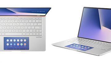 ASUS ZenBook UX534, Laptop Ringkas dan Mewah Bisa untuk Bermain Game dilengkapi ScreenPad 2.0 terbaru