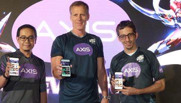 """Luncurkan Program """"AXIS Forever Play"""" AXIS Makin Manjakan Penggemar Mobile Gaming"""