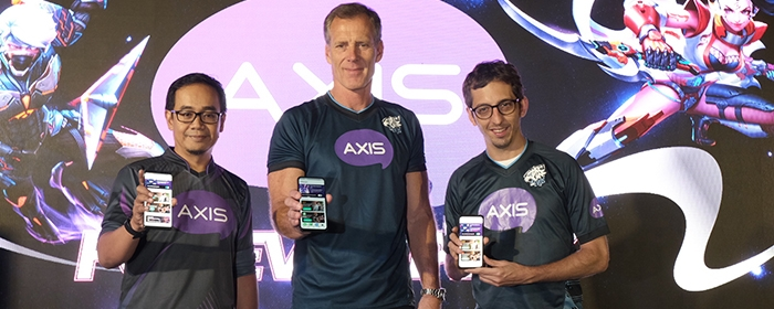 "Photo of Luncurkan Program ""AXIS Forever Play"" AXIS Makin Manjakan Penggemar Mobile Gaming"