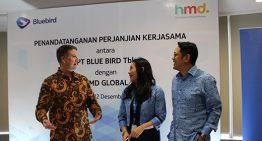 Kolaborasi HMD Global dengan Bluebird Group hadirkan pengalaman mobile terkini bagi para pengemudi dan konsumen dengan smartphone Nokia