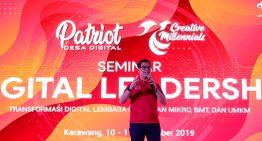 Telkomsel Hadirkan Patriot Desa Digital nuntuk Mendukung Ekonomi Kreatif Melalui Transformasi Digital