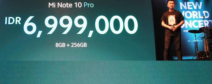 Photo of Xiaomi luncurkan Mi Note 10 Pro di Indonesia dengan 108MP dan Penta-camera pertama di dunia