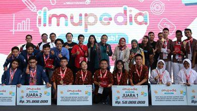 Photo of Telkomsel Hadirkan Kuis ilmupedia Berani Jawab!, Dorong Digitalisasi Akses Ilmu Pengetahuan yang Lebih Inklusif